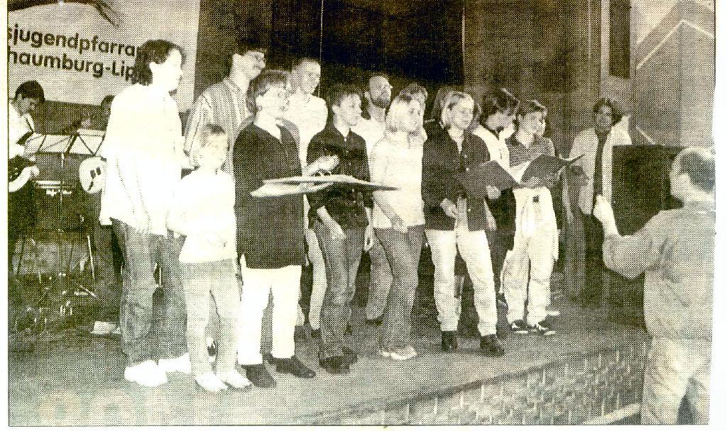 Foto kreuz & quer Konzert Bad Eilsen